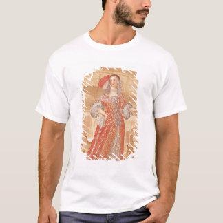 Portrait of Madeleine Bejart  in role of T-Shirt