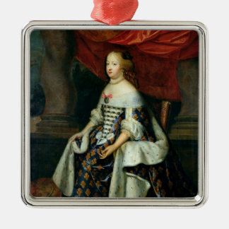 Portrait of Marie-Therese  of Austria Christmas Ornament