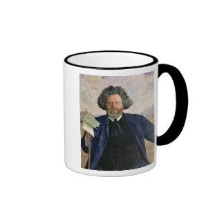 Portrait of Maximilian Voloshin  1924 Mug