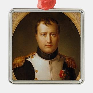 Portrait of Napoleon  in Uniform Christmas Ornament