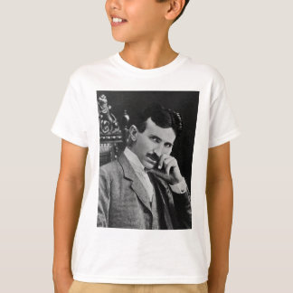 Portrait of Nikola Tesla T-Shirt