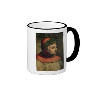 Portrait of Petrarch Mugs