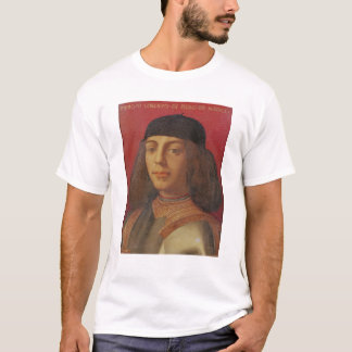 Portrait of Piero di Lorenzo de Medici T-Shirt