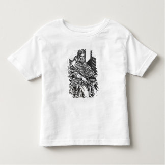 Portrait of Pope Sixtus V Toddler T-Shirt