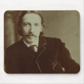 Portrait of Robert Louis Balfour Stevenson (1850-9 Mouse Pad