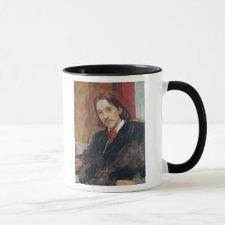 Portrait of Robert Louis Stevenson  1886 Mug
