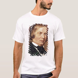 Portrait of Robert Schumann T-Shirt