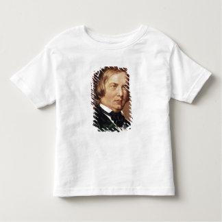 Portrait of Robert Schumann T-shirts