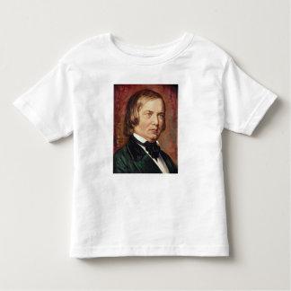 Portrait of Robert Schumann Tees