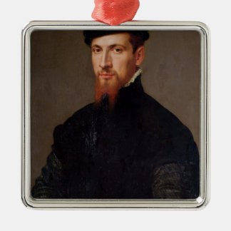 Portrait of Simon Renard  1553 Christmas Ornament