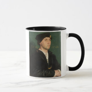 Portrait of Sir Richard Southwell (1504-64) 1536 ( Mug