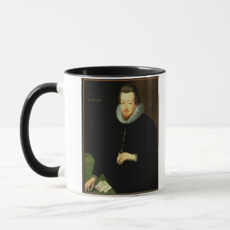 Portrait of Sir Robert Cecil (1563-1612) 1st Visco Mug