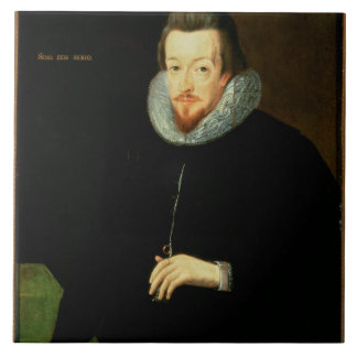 Portrait of Sir Robert Cecil (1563-1612) 1st Visco Tile