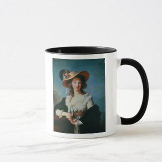 Portrait of the Duchess of Polignac Mug