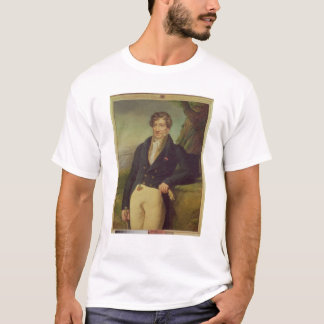 Portrait of the French Zoologist T-Shirt