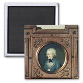 Portrait of Wolfgang Amadeus Mozart , 1773 Magnet