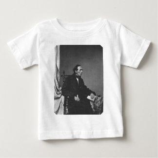 Portrait of Writer Hans Christian Andersen Baby T-Shirt