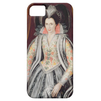 Portrait said to be Susan, Lady Grey iPhone 5 Covers