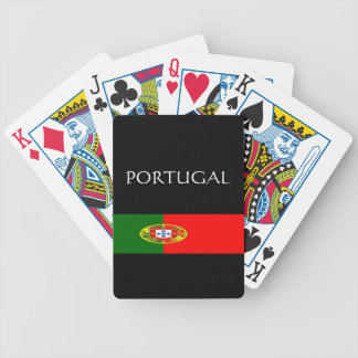 Portugal Bicycle Playing Cards