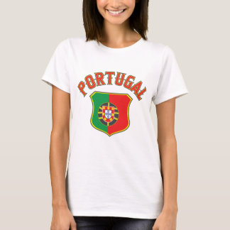 Portugal Big and Bold T-Shirt