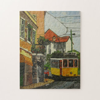 Portugal Delights Jigsaw Puzzle