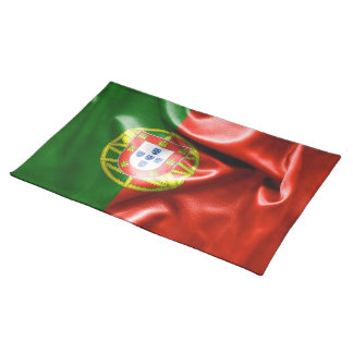 Portugal Flag Cloth Placemat
