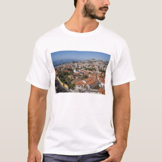 Portugal, Madeira Island, Funchal. Cable car T-Shirt