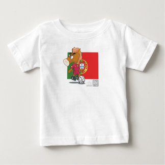 Portugal Soccer Infant T-shirt