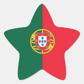 PORTUGAL STAR STICKER