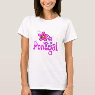 Portugal Stars Girl Shirt