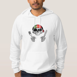 Portuguese Chef 4 Hoodie