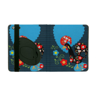 Portuguese Rooster Case For iPad