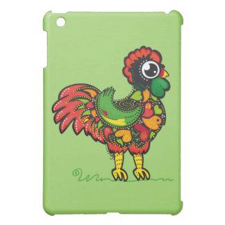 Portuguese Rooster iPad Mini Cover
