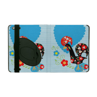 Portuguese Rooster Symbol Cover For iPad