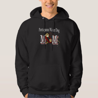 Portuguese Water Dog MOM Gifts Hoodie