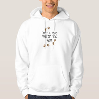 Portuguese Water Dog Mom Hoodie