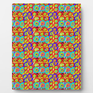 Positive ENERGY Dots n Circles Pattern by NavinJOS Plaque