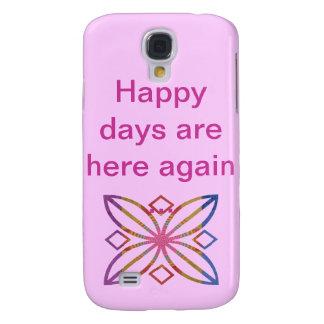 Positive Strokes - Display Happy Designs Galaxy S4 Case