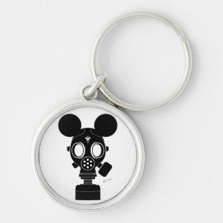 Post World Zuno : Gas Mask 01 Key Ring