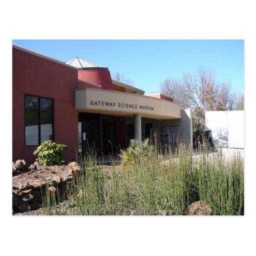 POSTCARD ~ Gateway Science Museum