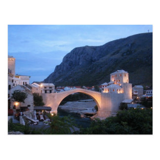 Postcard Mostar, Bosnia & Herzegovina