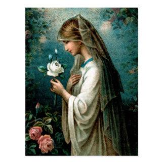 Postcard: Mystical Rose Postcard