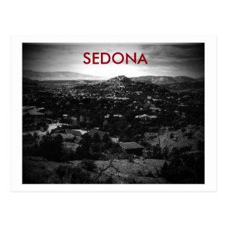 Postcard of sedona, arizona