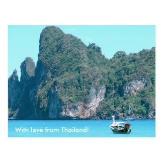 Postcard Thailand