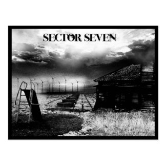 Postcards: Sector Seven Postcard