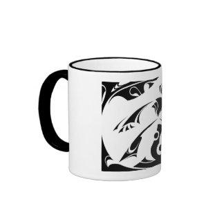 Posture Ringer Coffee Mug