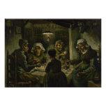 Potato Eaters by Vincent Van Gogh