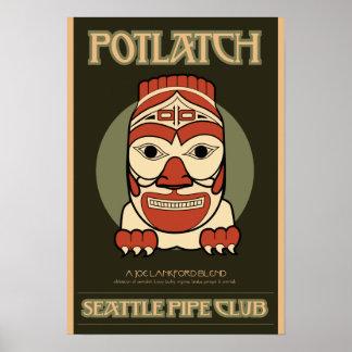 Potlatch Print