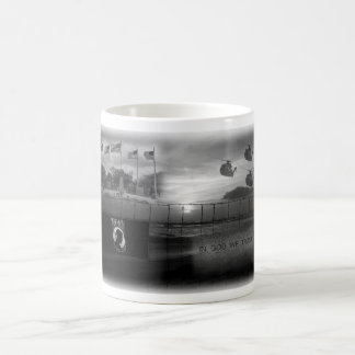POW MIA Commemorative Mug
