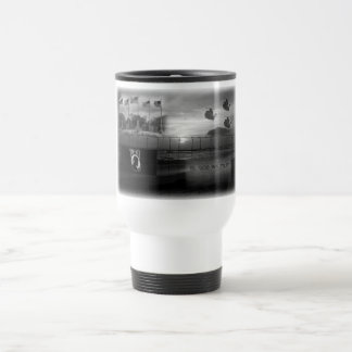 POW MIA Commemorative Travel Mug